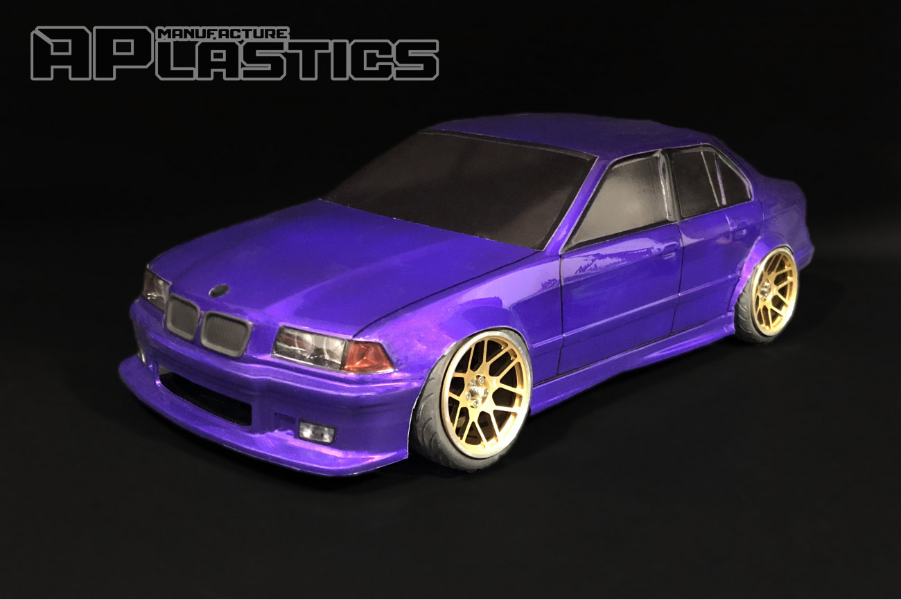Aplastics Bmw E36 Sedan Body Clear E36s Elite Drift Shop